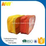 ナイロンおよびPVC装飾的な洗面用品袋