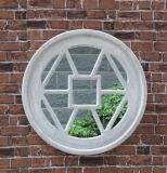 Specchio cosmetico rotondo della parete per esterno e dell'interno