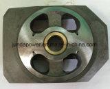 Placa da válvula das máquinas escavadoras da maquinaria de construção (PC400-7)