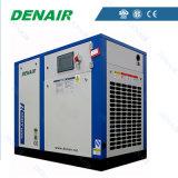 compresseur d'air efficace élevé de vis de 37kw VFD VSD (air refroidi)