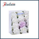 Großverkauf-tägliche Serien-Blumen, die Einkaufen-Träger-Geschenk-Papierbeutel verpacken