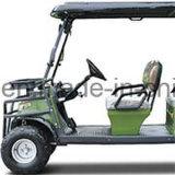 Carrello di golf pratico a pile delle 4 sedi