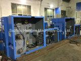 Le prix bas 18dwt affinent le câblage cuivre faisant la machine avec Annealer en ligne