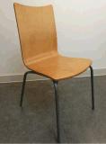 Cadeira de jantar Stackable de Bentwood da venda quente