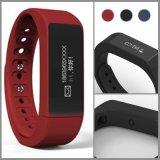 I5 más Smartband Bluetooth impermeabilizan la pulsera elegante del monitor del sueño del Wristband