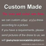 Крышка Sleeves Bridal платье венчания A17948 шнурка мантии отбортованное Tulle