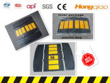 Rubber Road Traffic Safety Speed Bumps