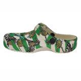 エヴァのサンダルの庭の靴の障害物