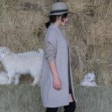 2017 neue Dame-Häkelarbeit-Wolljacke-Weste