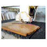 CNC van de Machine van de Plak van de Steen van het graniet de Marmeren Scherpe Regelmatige Zaag van de Brug