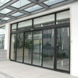 자동적인 미닫이 문 또는 알루미늄 합금 /Glass 미닫이 문