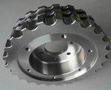 Alumínio da elevada precisão/peça fazendo à máquina de bronze/do aço CNC