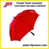 똑바른 우산 30 인치 직업적인 긴 손잡이