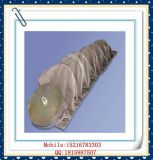 Zak van de Filter van de Doek van de Filter van de Glasvezel van de Legering van het ijzer de Alkali Vrije