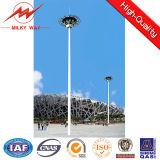 De Hoge Mast Pool van Polen van het staal met Opheffend Systeem 1.2ton