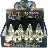Laag 3 van de Vorm van de kogel Molen van de Rook van de Tabak van de Legering van het Zink van het Metaal de Malende