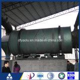 低い消費の無水ケイ酸の砂の回転乾燥器機械低価格