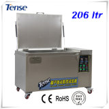 Nettoyeur ultrasonique tendu avec le panneau Ts-3600b d'acier inoxydable