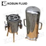 Filtro de ar industrial do vapor do aço inoxidável de Inox