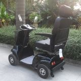 CER Approval Colored 500W Four Wheels Elderly Electric Scooter (DL24500-2)