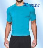중국에서 체조를 위한 도매 남자 t-셔츠