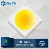 높은 Efficient Lumen Output 5000-5500k 3030 LED, 1W SMD 3030 LED