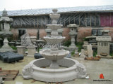 Marmo/giardino Fountain di Granite Stone Elephant Water per Decoration