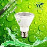 linterna de 5W 7W 15W LED con la UL del CE SAA de RoHS