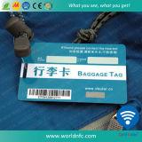 Bagagem do PVC da impressão do logotipo do fabricante/cartão não padronizados da bagagem