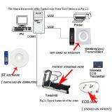 Het Proefsysteem van de Spanning van WiFi (Cardioscape)