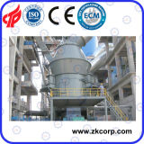 Cemento Vertical Mill en Cement Grinding Station