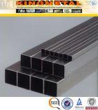 Tubo rectangular grueso del acero de carbón de 200 de x 100 x de 10m m En10219 S355j2h