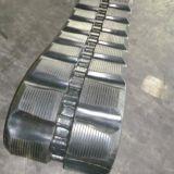 Trilha de borracha da maquinaria de construção (B450*86*52) para KOMATSU