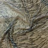 Lurex di seta stampato scarico Crinke Ggt in 8m/M