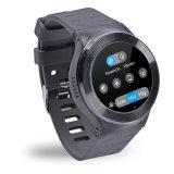 Reloj elegante S99 con la cámara GPRS del ritmo cardíaco SIM WiFi