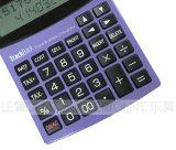 Los dígitos del tamaño medio 12 se doblan la calculadora de escritorio del impuesto de la oficina de la energía (CA1096CSM)