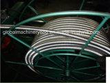 Tubo anular del metal flexible que forma la máquina para el manguito del agua