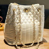جديدة [أرّيفل] شعريّة حقيبة مع سلسلة [بو] تصميم كتف حقيبة يد [س7638]
