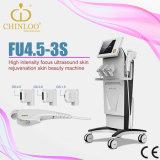 Populärer Qualitäts-Schönheits-Maschinen-hohe Intensitäts-fokussierter Ultraschall Hifu (Fu4.5-3s/CE)