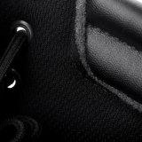 鋼鉄つま先の帽子および防水M-8022の熱い抵抗力がある安全靴