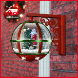 Kerstboom de Kerstman Decoration Wall Lamp met Music