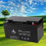 12V 65ah Mf VRLA de Navulbare Verzegelde Zure Batterij van het Lood voor ZonneMacht