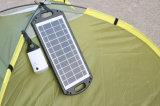 램프를 하이킹하는 소형 Mutil 기능 태양 에너지