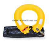 Морской раздувной спасательный жилет с мешком шкафута