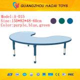 Mesa redonda ajustável das crianças da guarda da alta qualidade (A-011)