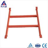 Racking der China-Fabrik-Stahlladeplatten-Q235 für Verkauf