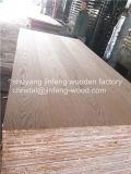 ISO9001: 2008 het Vernisje Blockboard /Melamine Blockboard van de Kern Falcata