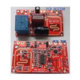 Sensor de movimento de alta tensão da micrôonda para a luz do diodo emissor de luz
