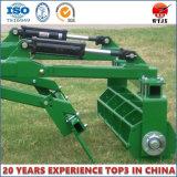 Cilindro hidráulico soldado para la máquina de la agricultura