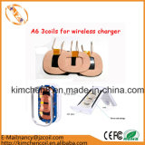 Three Coils A6를 가진 Wireless Charger를 위한 Tx-Coil